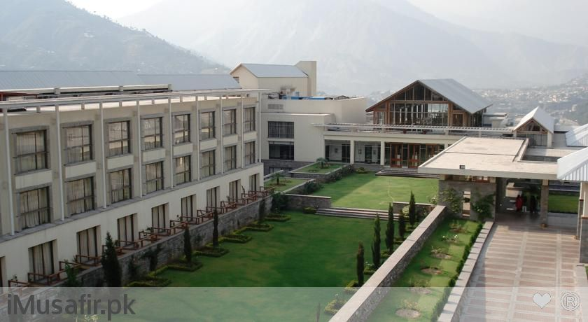 Book Pc Pearl Continental Hotel Muzaffarabad On Cheap Rates