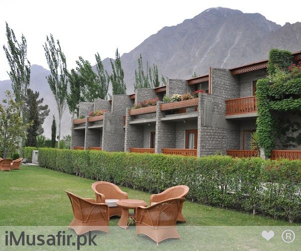 Book Gilgit Serena Hotel On Cheap Rates Imusafir Pk