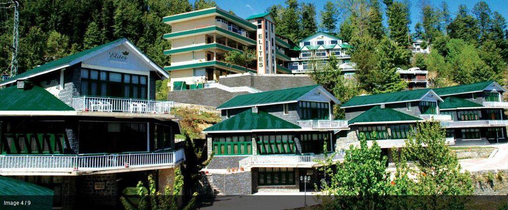Book Hotel Elites Nathiagali On Cheap Rates Imusafir Pk