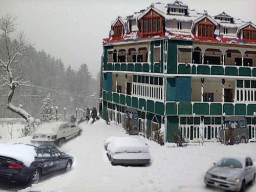 Banjosa Night Bridge Hotel Rawalakot_image