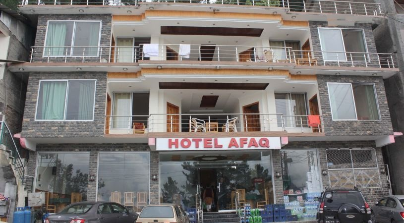 Room Reservation In Afaq Hotel Nathia Gali On Cheap Rates