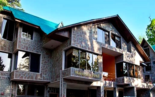 Maisonette Firhill Side Villas Murree_image