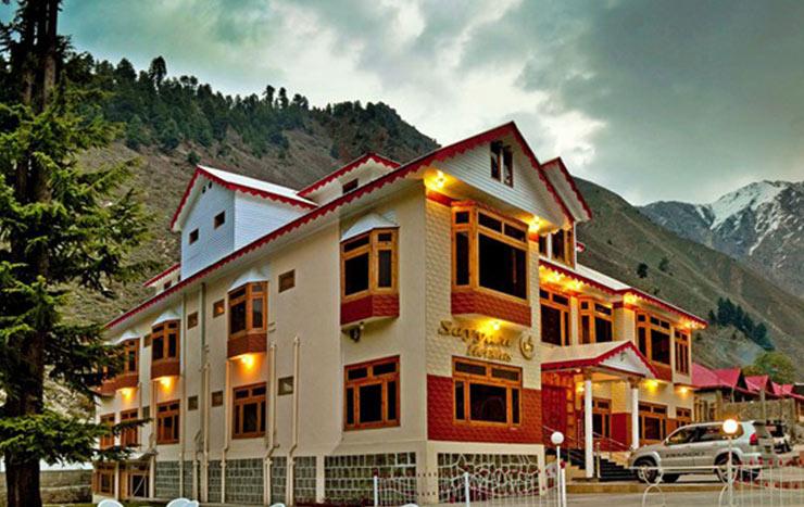 Book Hotels In Naran Kaghan On Rates Imusafir Pk