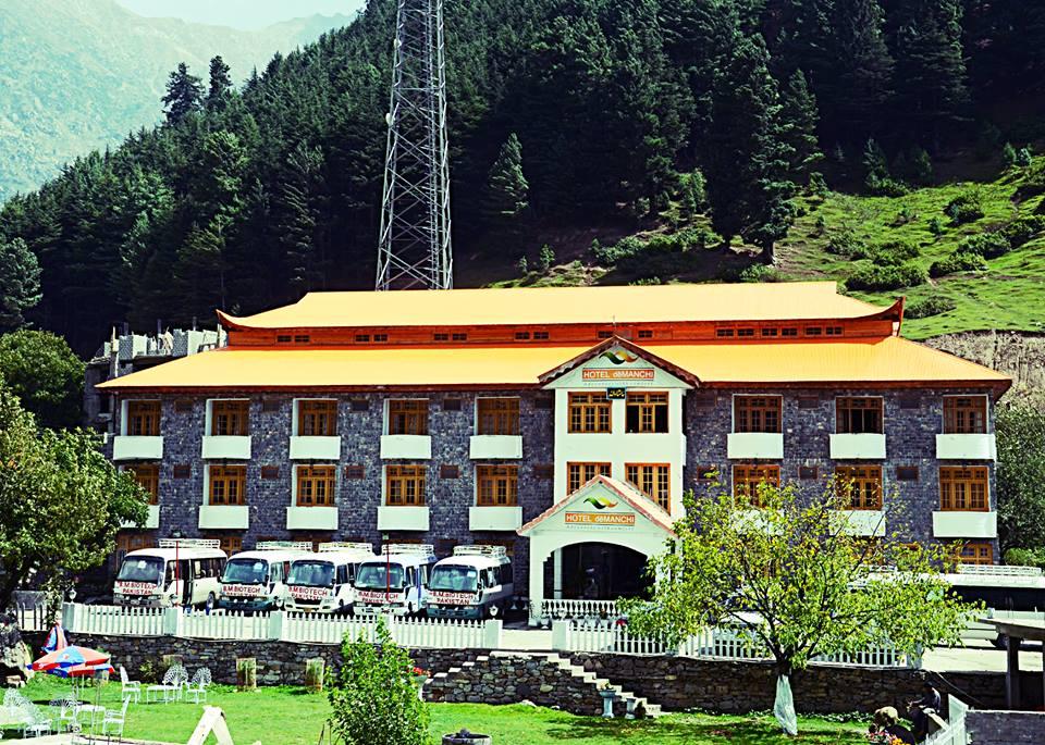 Book Hotel Demanchi Naran On Rates Imusafir Pk