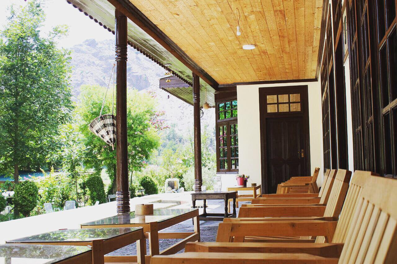 Nagar Fort & Resorts Chitral_image