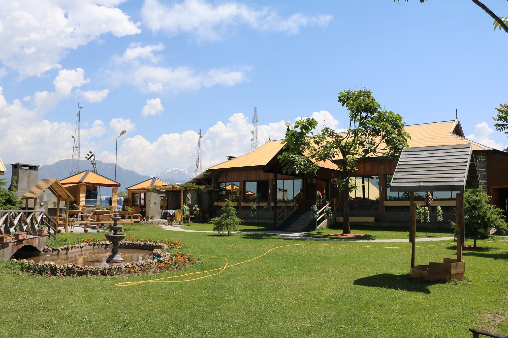 Cedarwood Resort Shogran_image