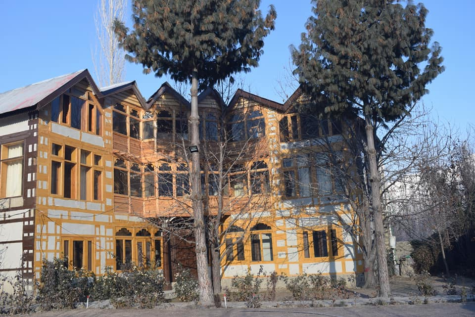 Snowland Guest House Skardu_image