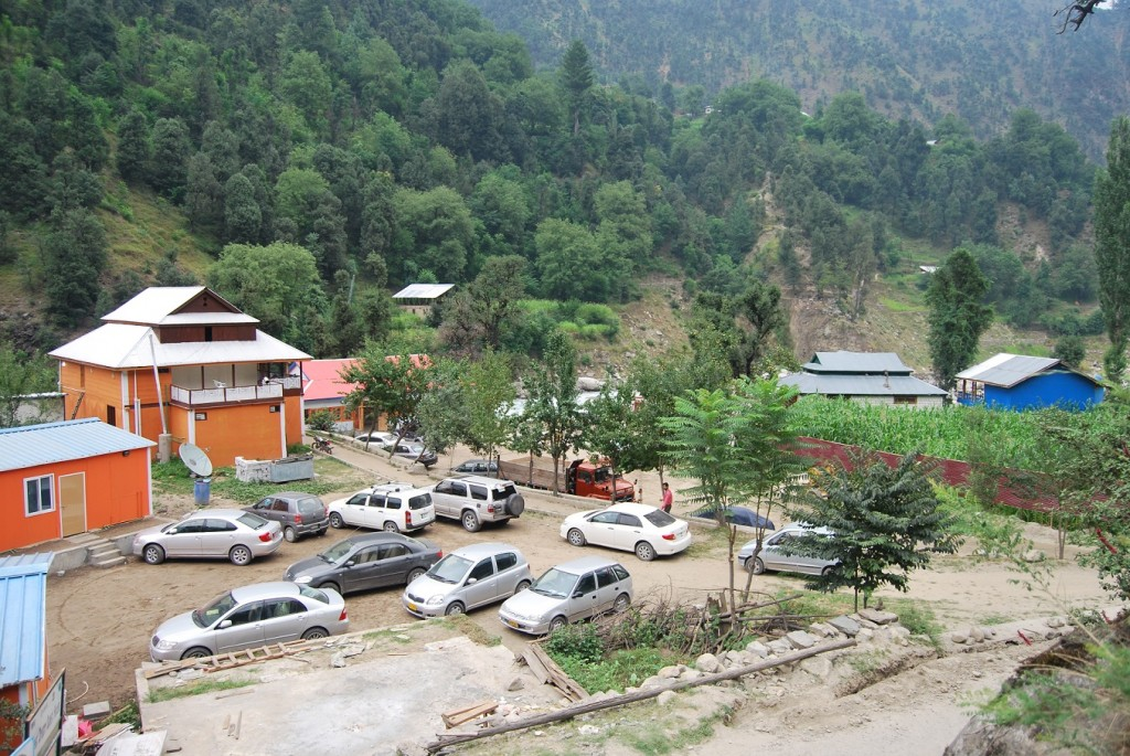 State Continental Guest House Kutton Neelum Valley_image