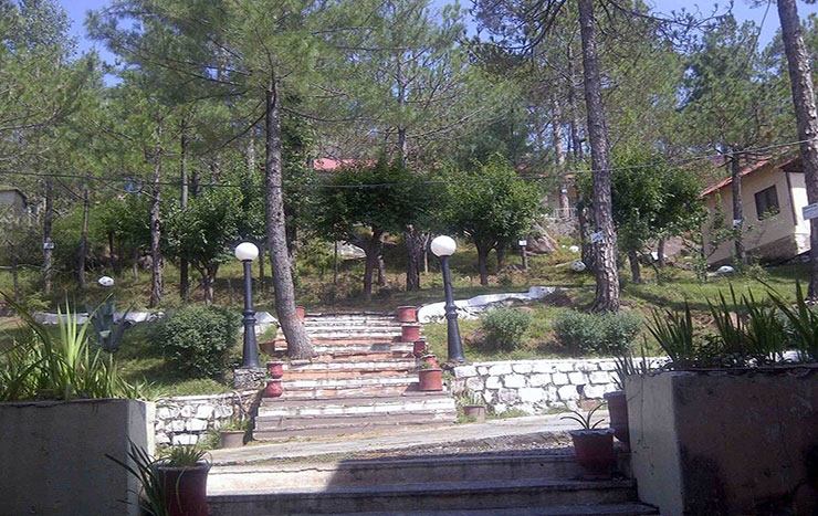 Arcadian Blue Pines Resort Murree_image
