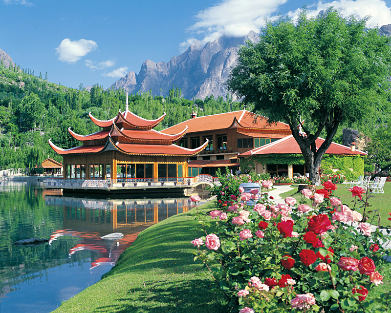 Book Shangrila Resort Skardu On Cheap Rates Imusafir Pk