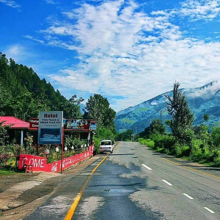 Book Hotel Pine Track Balakot On Cheap Rates Imusafir Pk