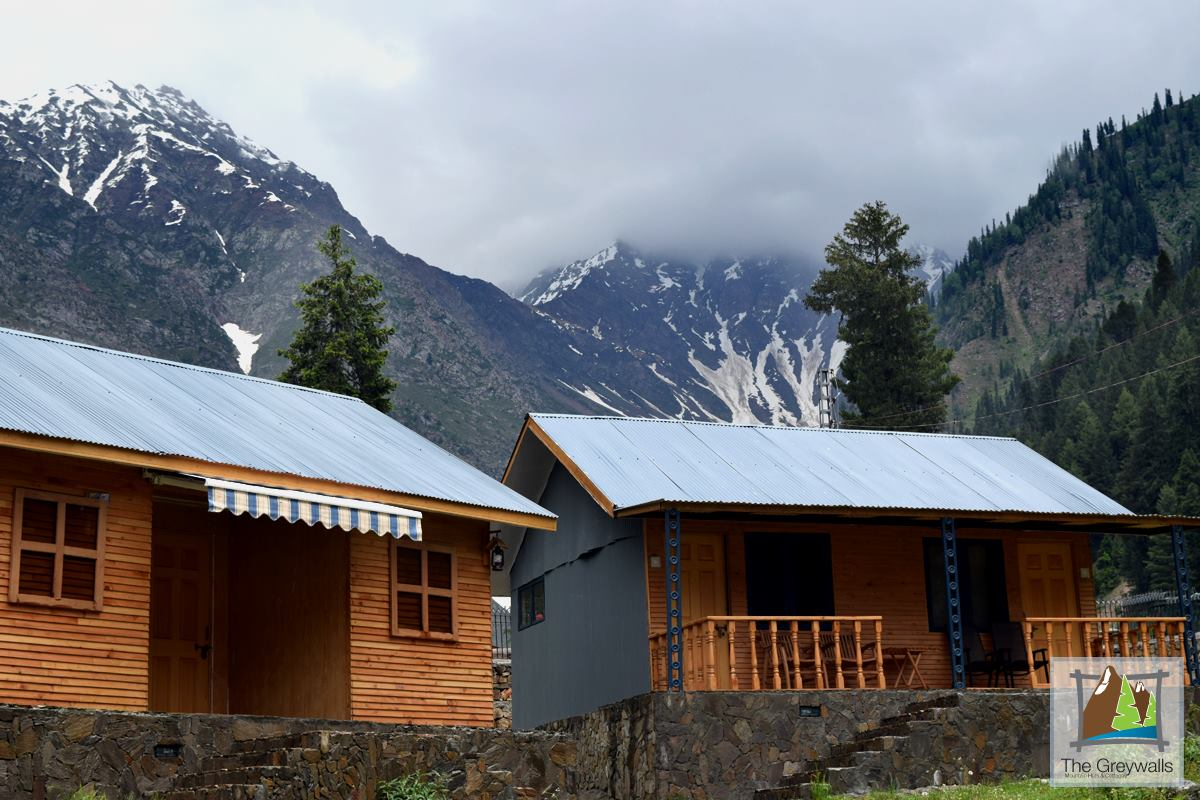 Grey Walls Mountain Huts & Cottages Naran_image