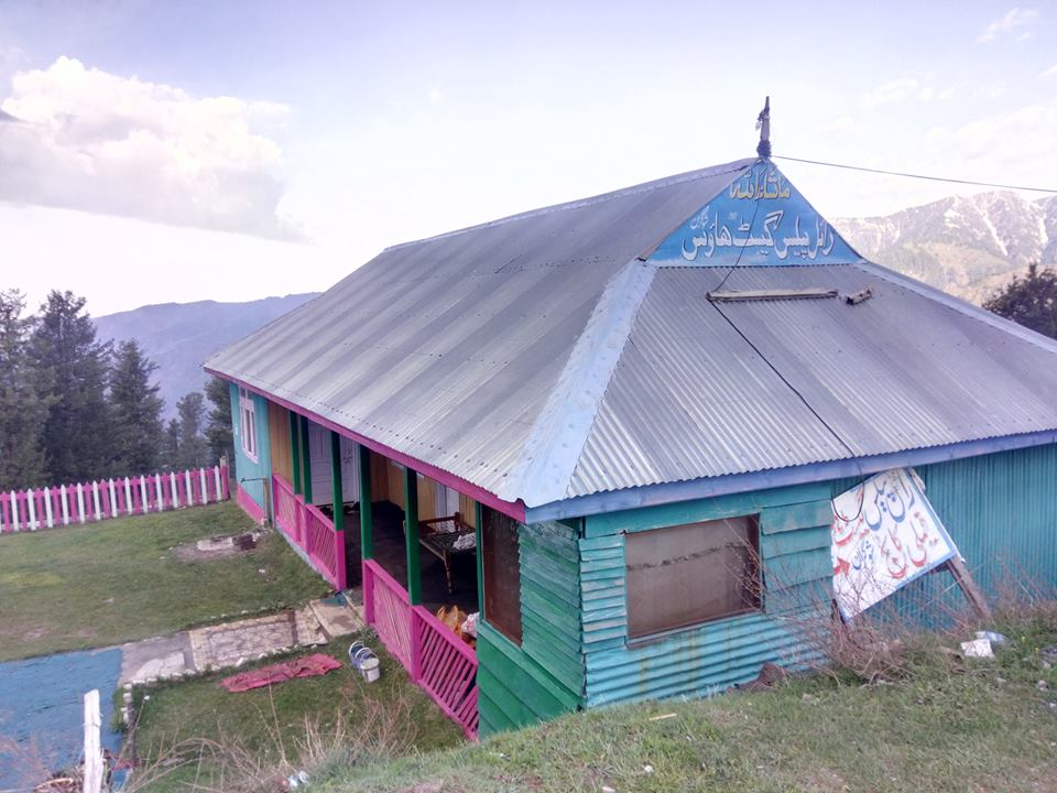 Royal Palace Guest House Shogran_image