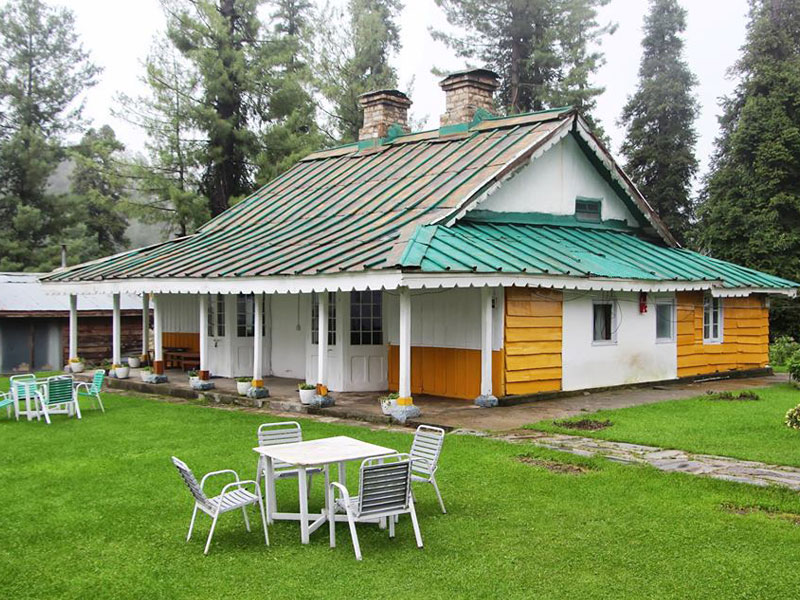 Green Retreat Hotel Nathiagali_image