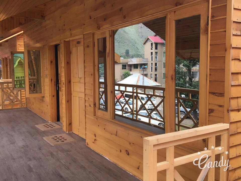 Swiss Wood Cottages Naran_image