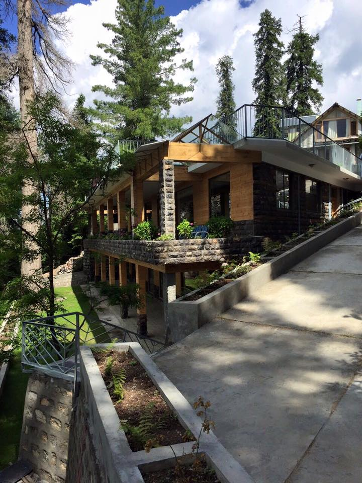 Alpine Hotel & Vacation Homes Nathiagali_image