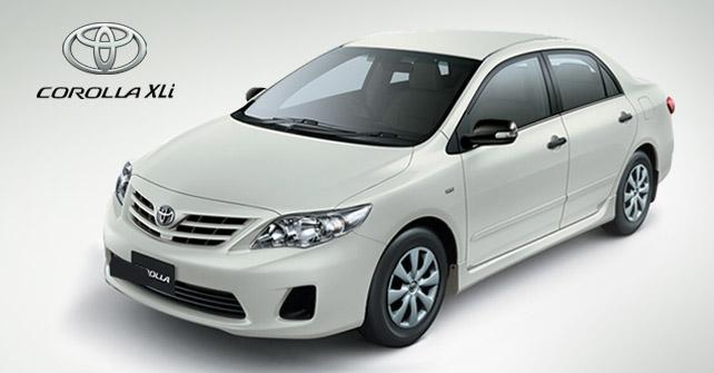 Toyota Xli 2018 >> Rent a car in Islamabad, Neelum Valley Pakistan | iMusafir.pk